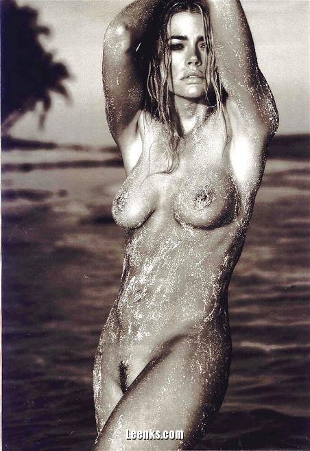 Denise Richards Playboy Shoot